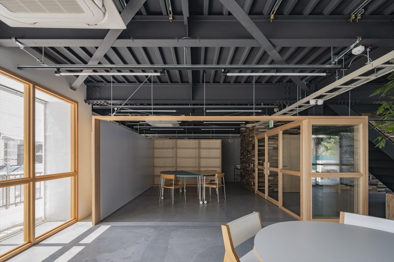 京葉エナジー本社ビル(設計:Smart Running一級建築士事務所)