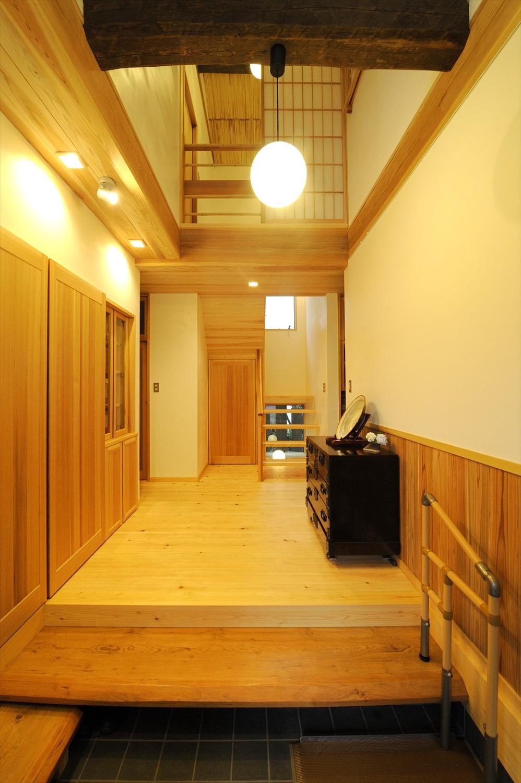I様邸(設計:長房建築設計事務所)