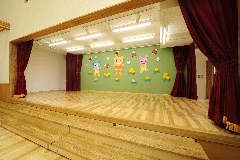 わかば幼稚園(設計:(株)時設計)