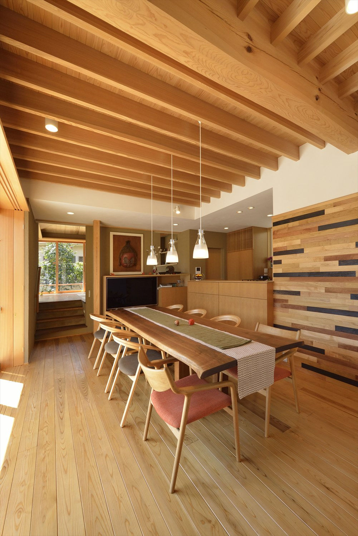 S様邸(設計:松本直子建築設計事務所)