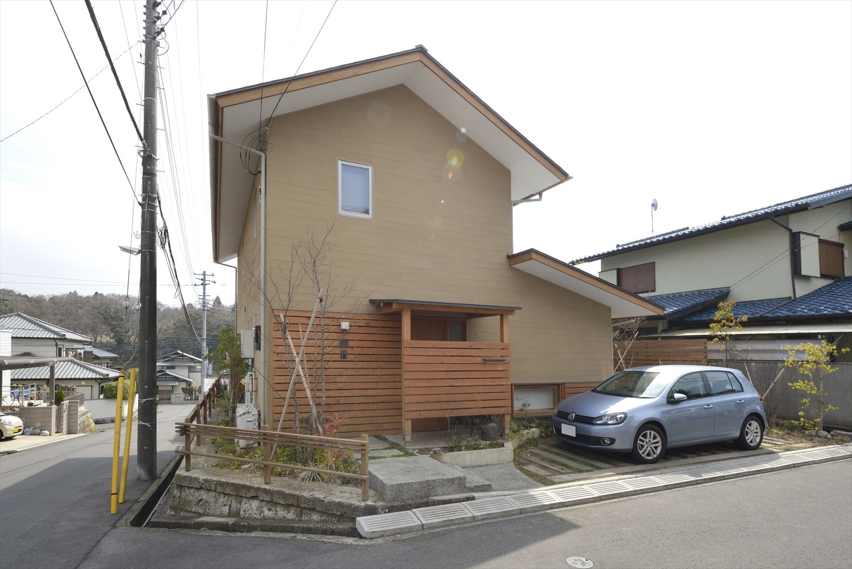 N様邸(設計:松原正明建築設計室)