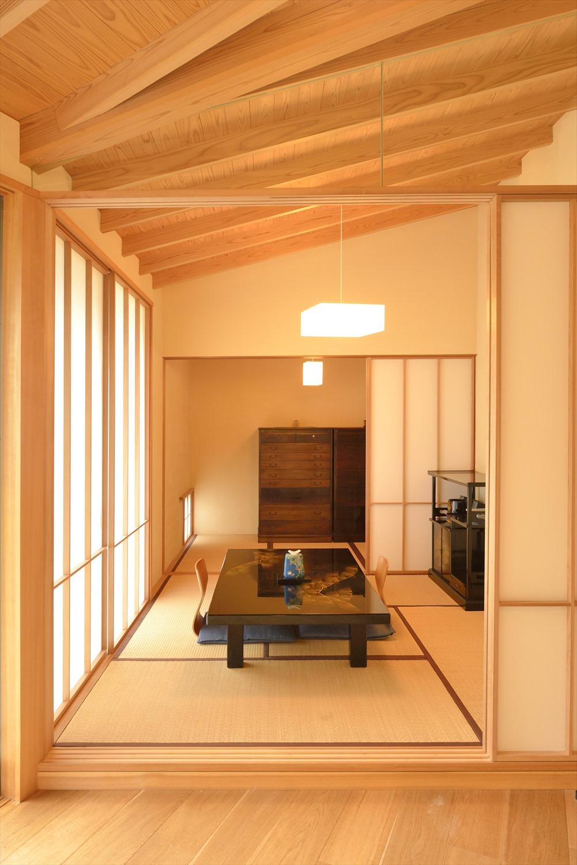 新築の和室