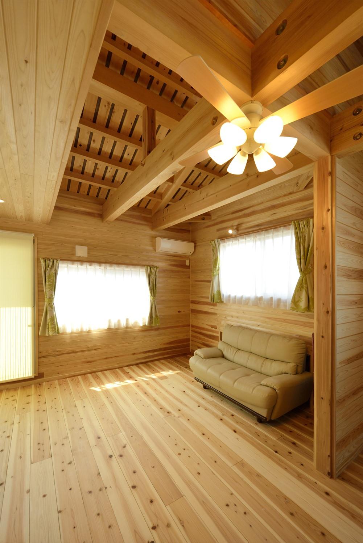 K様邸(設計:かしの木設計)