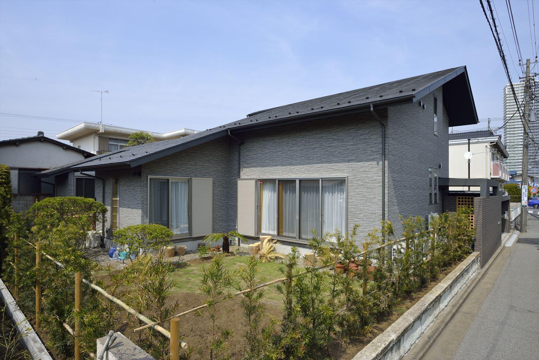 Y様邸(設計:赤桐雅子・西田雄一建築設計事務所)