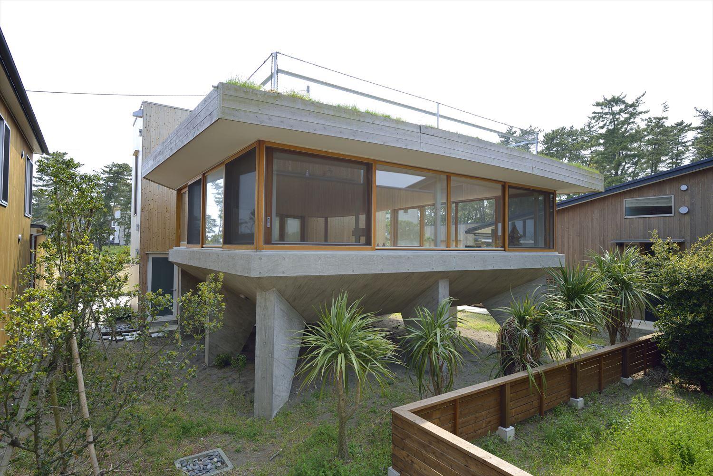 デザイン性の高い注文住宅