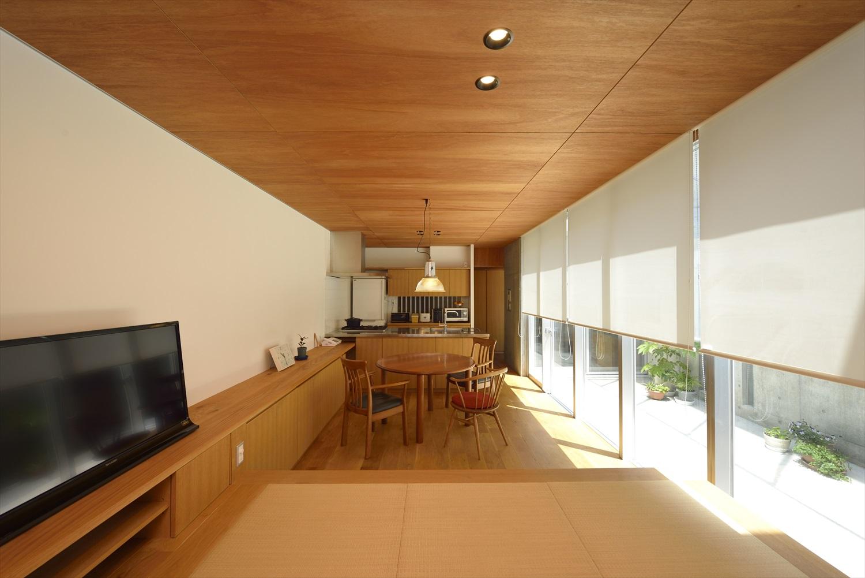 建築家のデザイナーズハウス