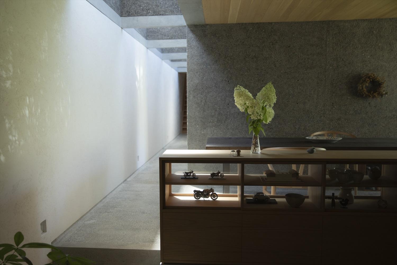 T様邸(設計:手嶋保建築設計事務所 写真:有賀 傑)