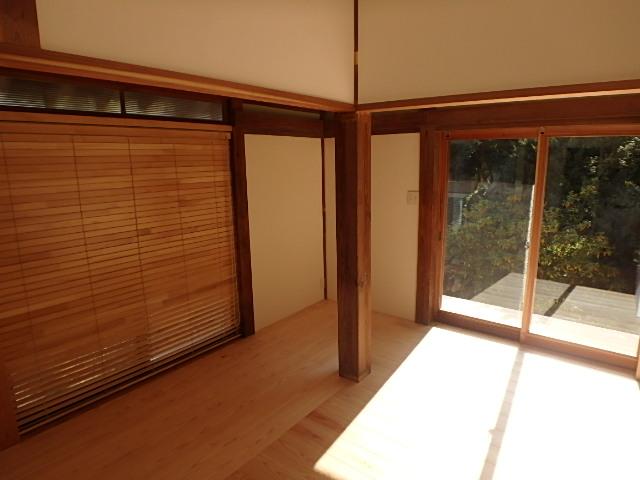 君津古民家(設計:テンジンスタジオ)