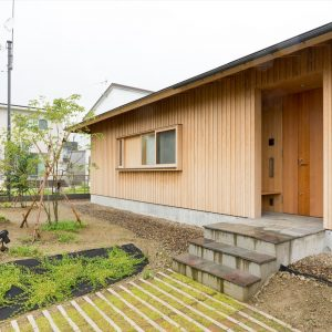 設計事務所のおしゃれな新築住宅